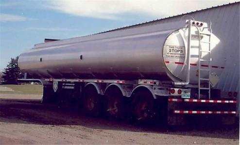 2006 Polar Tridem Tanker