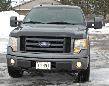 2009 Ford F-150 FX-4 SuperCrew