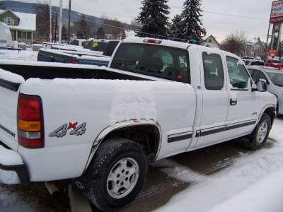 2001 Chevrolet Silverado  1500 EXTENDED CAB