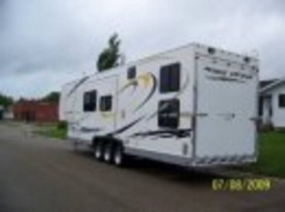 2007 Enduramax  Wide Open 40