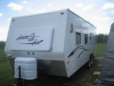 2008 Artic Fox Travel Trailer 25S
