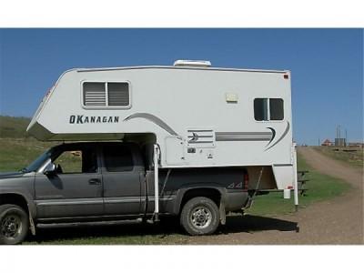 2004 Okanagan 90W Camper