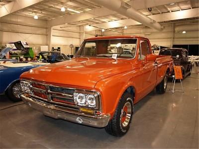 1967 GMC 1500 Custom