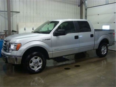 2011 Ford F-150 SuperCrew XLT 4WD
