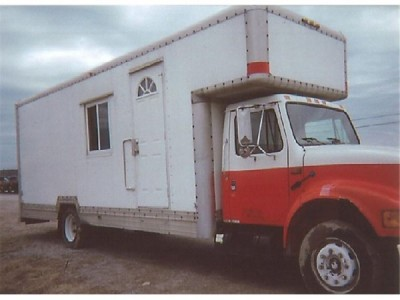 1990 International Navistar Low Pro 26 Foot