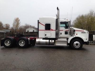 2012 Kenworth T800 ISX