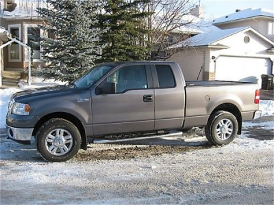 2008 Ford F-150 XLT Extended Cab XLT 4WD