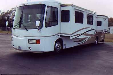 2002 Travel Supreme 40 DSO