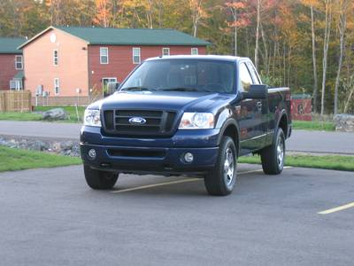 2007 Ford F-150 Ext Cab FX4