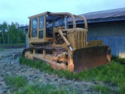 1980 CAT D7F Tractor