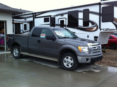 2011 Ford F-150 Extended Cab XLT 4WD