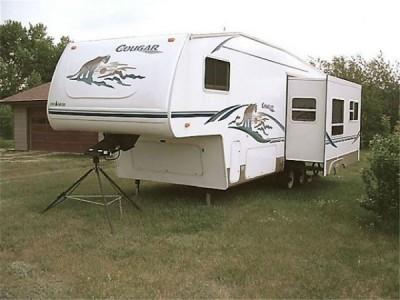 2003 Keystone Cougar 28ft.
