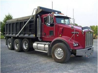 2005 Kenworth T800 Cat