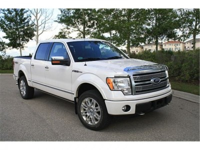 2010 Ford F-150 Platinum Edition