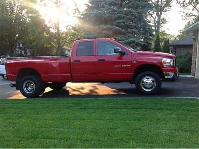 2006 Dodge Ram 3500 SLT Dually 4x4
