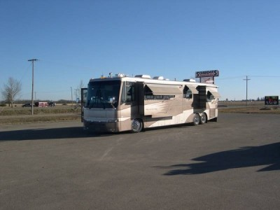 2002 Newmar Mountain Aire Limited