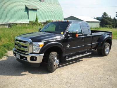 2012 Ford F-350 SD Lariat 4x4