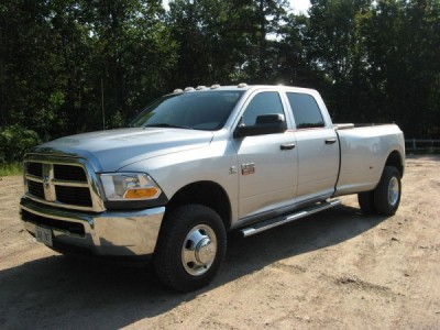 2010 Dodge RAM 3500 SLT Dually 4x4