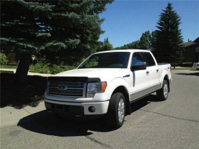 2011 Ford F-150 Platinum 4x4
