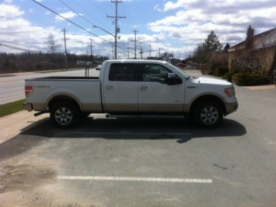 2012 Ford F-150 Lariat Eco Boost