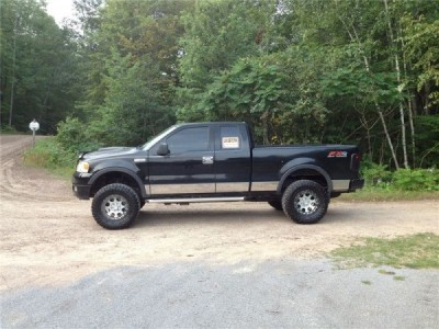 2004 Ford F-150 FX-4