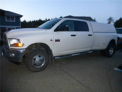 2011 Dodge Ram 3500 Dually SLE 4x4
