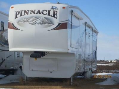2011 Pinnacle 36REQS