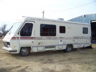 1989 Vanguard Motorhome 28-Ft Motorhome 28-Ft