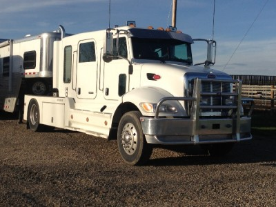 2007 Peterbilt 335 Schwalbe Conversion