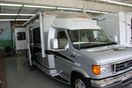 2007 Winnebago Aspect 29FT