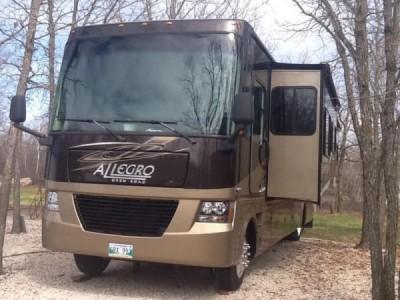 2010 Tiffin Allegro 35QBA
