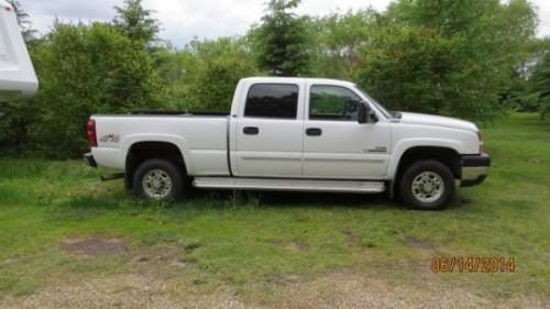 2006 Chevrolet 2500 LT