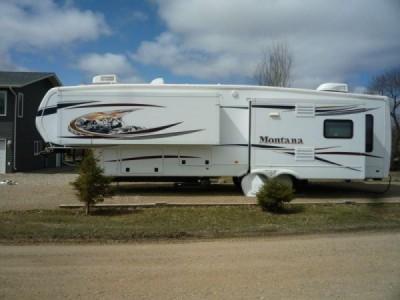 2013 Keystone Montana 3700RL