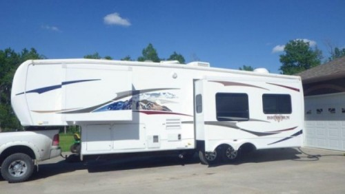 2008 Heartland Big Horn 3055RL