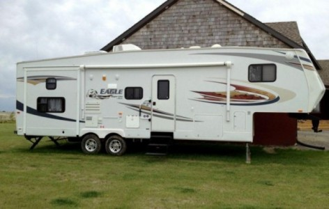 2011 Jayco Eagle Superlite 305DBSA