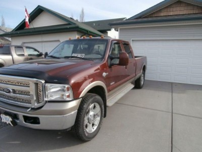 2007 Ford F350 King Ranch 4x4