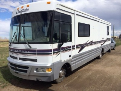 1998 Winnebago Chieptan 35Ft