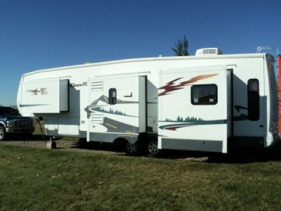 2007 Pilgrim Open Road 358RL45