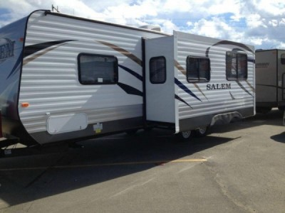 2014 Forest River Salem T26GBUD