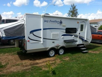2009 Jayco Jay Feather Exp