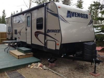 2013 Primetime Avenger 271LT
