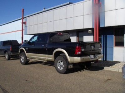 2011 Dodge Laramie Longhorn 3500
