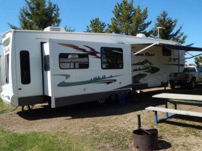 2007 Pilgrim Open Road 359RL 35.5