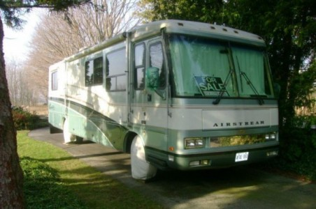 1999 Airstream Cutter 35ft