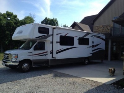2013 Forest River Forester 3011DS