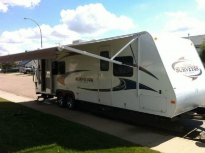 2012 Forest River Surveyor 26Ft