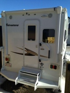 2012 ALP Adventurer 810WS
