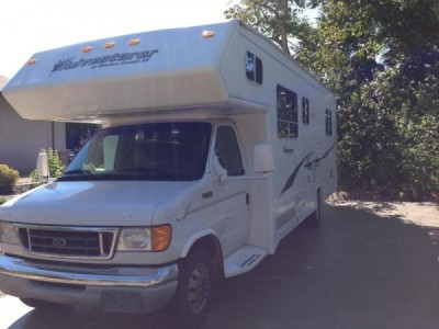 2003 Winnebago Adventurer 29Ft