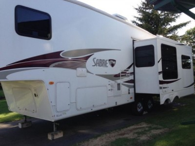 2008 Palomino Sabre 30RES 30ft
