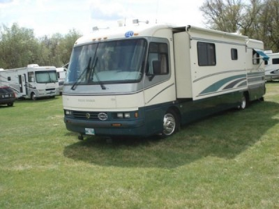1997 Holiday Rambler Endeavour LE37